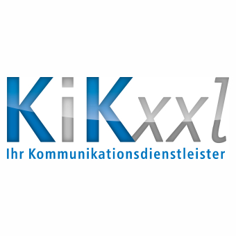 Logo Kooperationspartner KiKxxl - Ihr Kommunikationsdienstleister